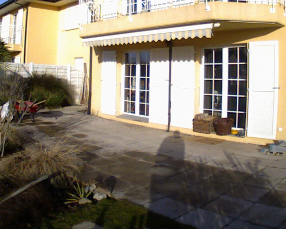 Before-Terrasse Tigrée